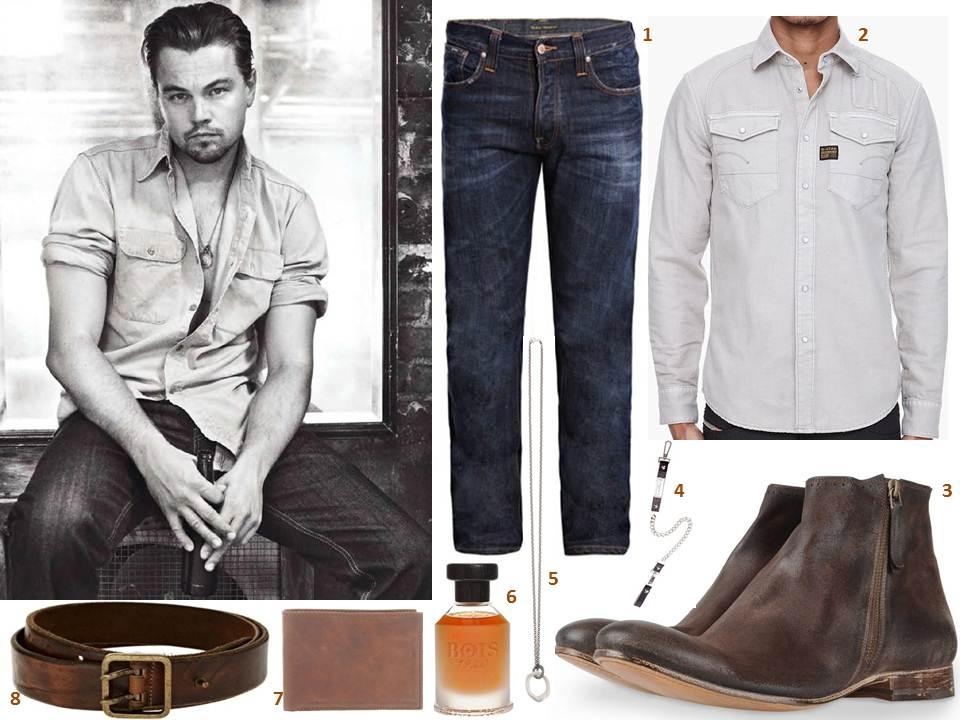 Mens Wear Jeans Men Wear Ankle Boots Jeans