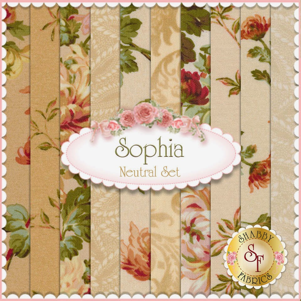 Sophia 10 FQ Set | Neutral