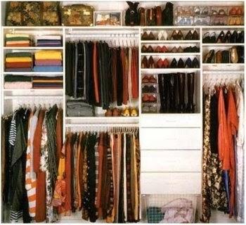 Como tener un closet ordenado y limpio en un par de pasos for Cuarto ordenado y limpio