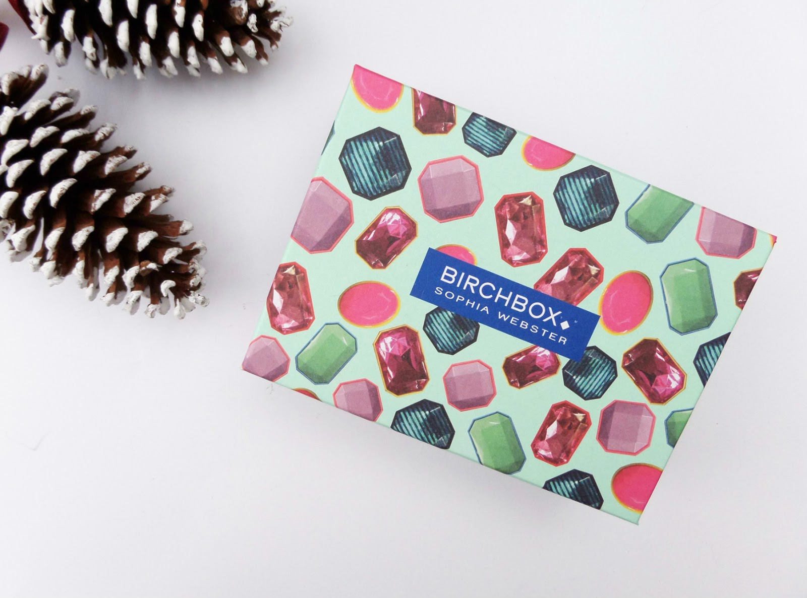 The December Birchbox   Sophia Webster Edition Review
