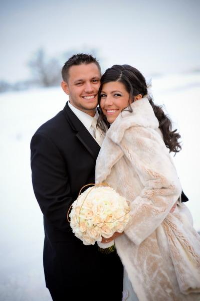 Matrimonio In Dicembre : Why not wedding matrimonio con la neve