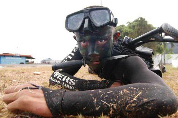 Pasukan Khusus Indonesia