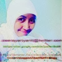 Blog By Zee Raya Riyanti