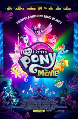 My Little Pony: The Movie 2017 Custom HDRip NTSC Dual Latino