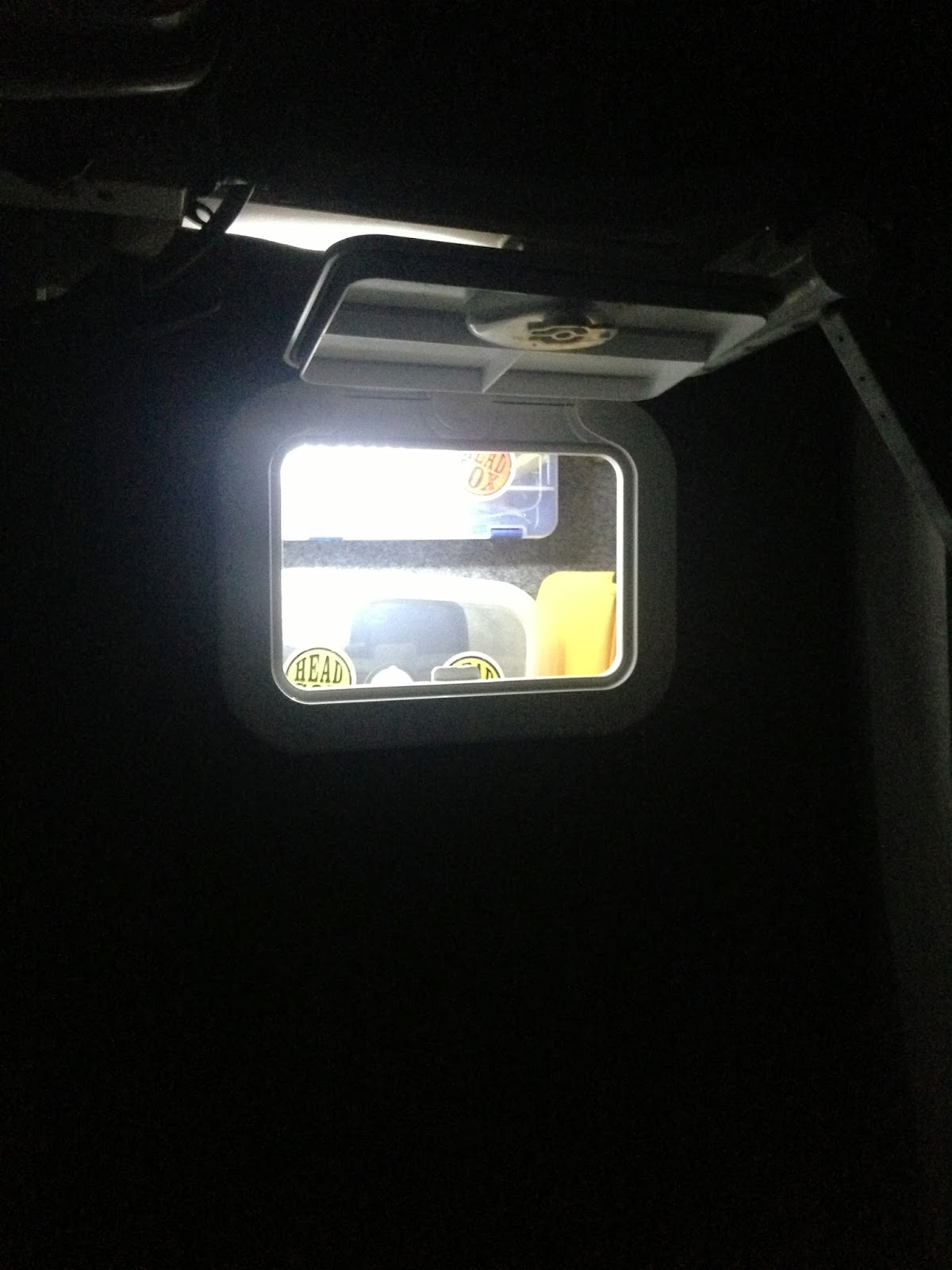 The Fish Cure Bass Boat Build Evinrude Trolling Motor Wiring Diagram Front Cast Deck Light Was Hidden Under Console And Puts Out Just Enough Lights To Illuminate With Any Escaping From