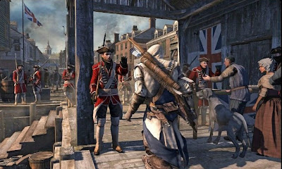 First Screenshots of Assassin's Creed III