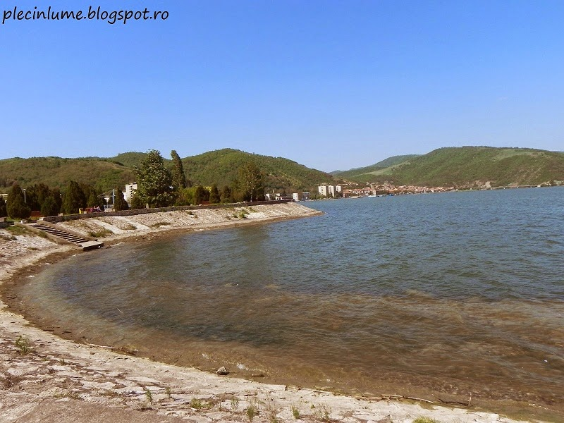 Pe malul Dunarii, la Orsova