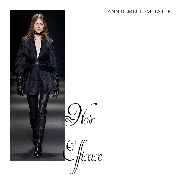 clemence m fashion week ann demeulemeester