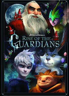 Rise of the Guardians 2012 film