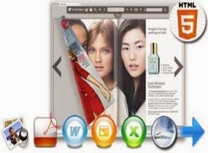 Flipbook Digital Publishing Software for HTML5