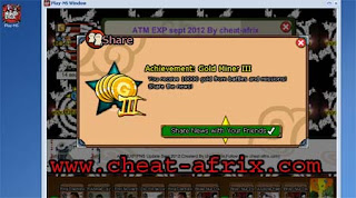 Cheat ATM GOLD + EXP New | PNS
