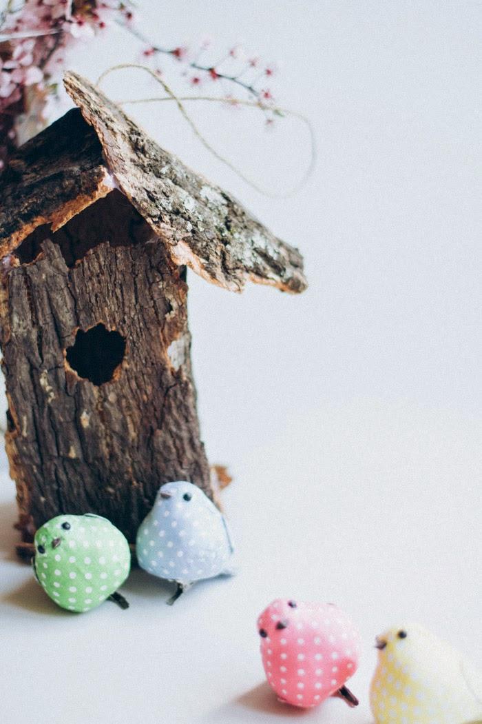 Casita de pájaro DIY