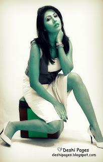 Bangladeshi Sexy Model