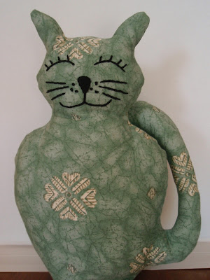 Finished cat!