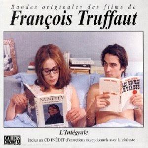 Intégrale des bandes originales des films de François Truffaut + Musiques de films 1961-1992 de Georges Delerue