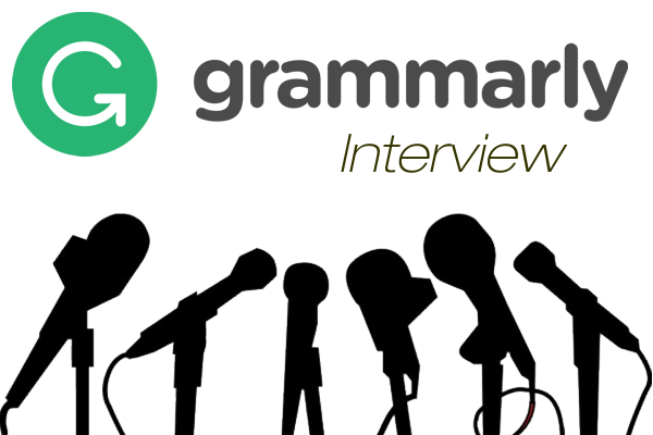 A Dialogue with Allie from Grammarly Front