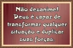 *O Senhor é minha força*