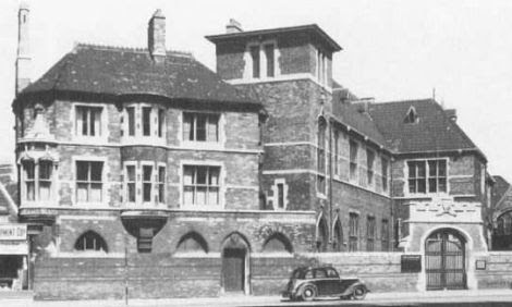 Temple Colston Girls' School