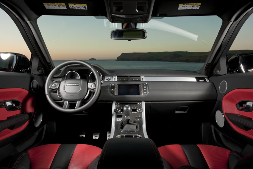 2012 New Range Rover Evoque Comes With Five Doors Car Under 500 Dollars