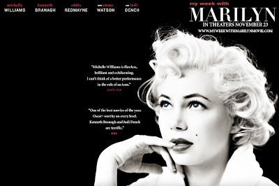 My Week With Marilyn Película