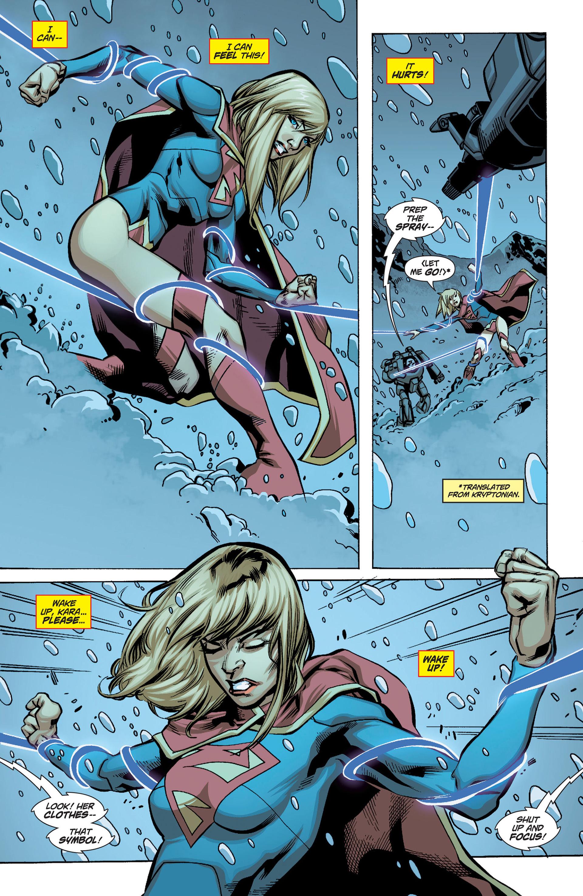Supergirl (2011) Issue #1 #3 - English 10