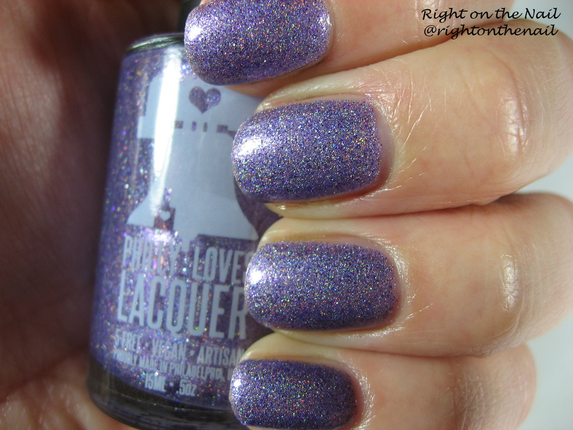 Right on the Nail: Right on the Nail ~ Philly Loves Lacquer Mystery ...