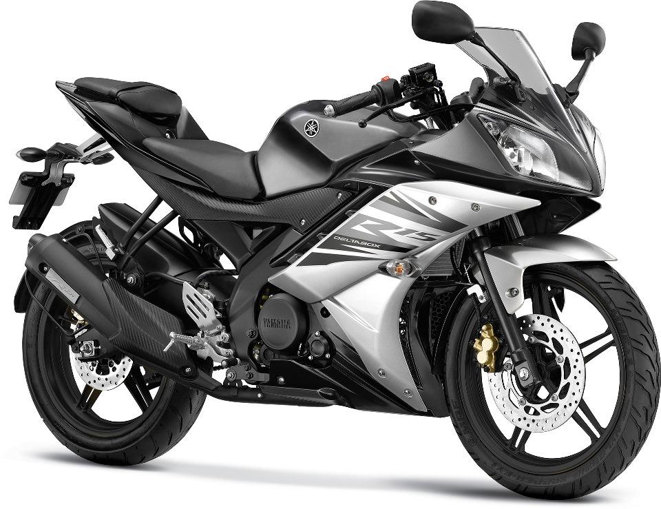 Yamaha YZF R15 V2 2014 Invincible Black