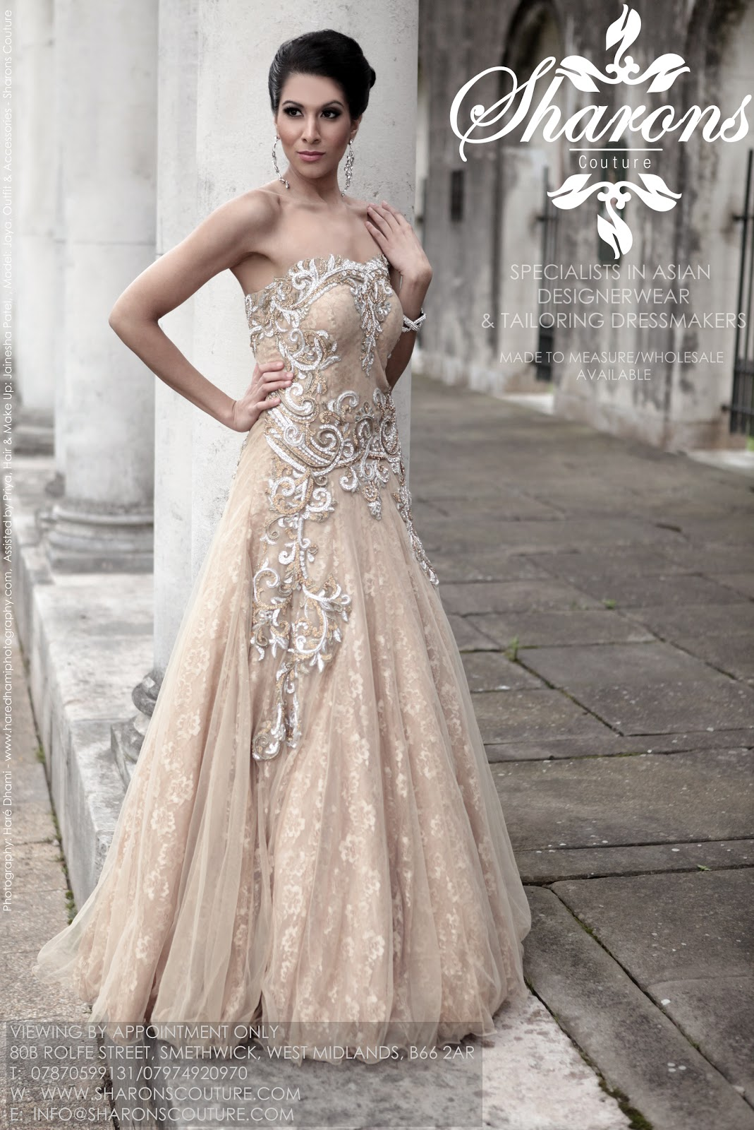 Sharons Couture: New Bridal Gowns & Bride\'s Maid\'s Gown