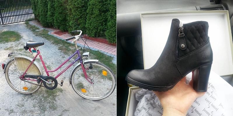 MIX TYGODNIA #9 | wishlist Newdress, książki, nowy rower i buty