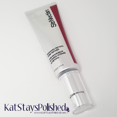 Strivectin Advanced Retinol Pore Refiner | Kat Stays Polished
