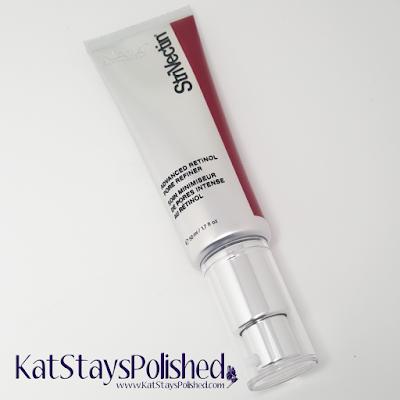 Strivectin Advanced Retinol Pore Refiner | Kat Stays Polished