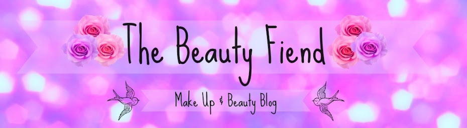 The Beauty Fiend | UK Make-Up And Beauty Blog