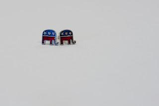 republican cuff links