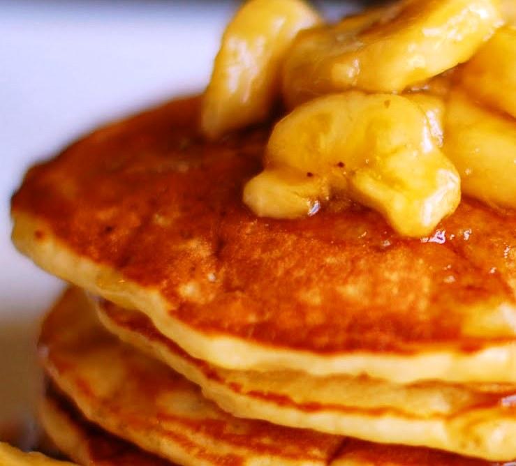 Diet Sehat Makan Sehat: Menu Diet Sehat: Sarapan dari pisang