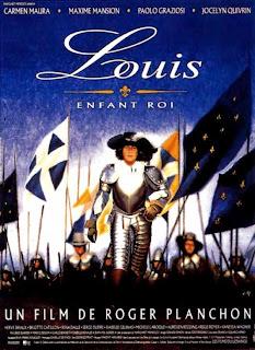Affiche de Louis enfant roi