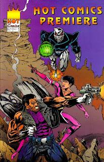 Hot Comics Cover