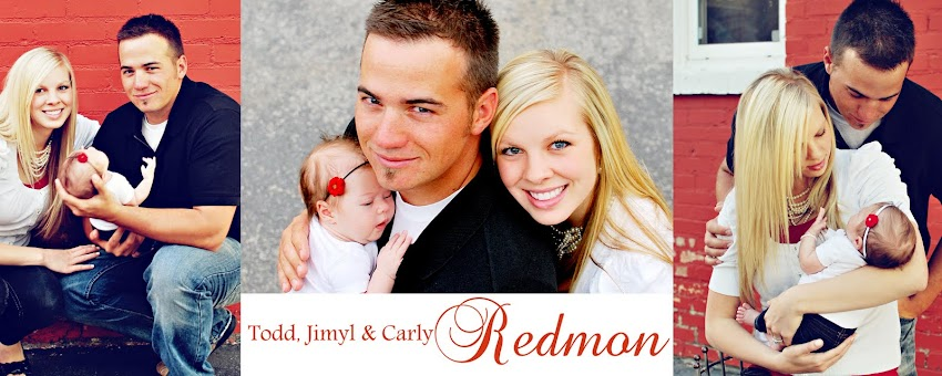 Todd and Jimyl Redmon