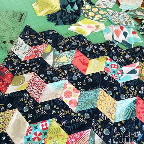 Seaside Placemats Jaybird Quilts