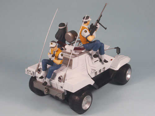 Patlabor the Movie Type 98 Special Command Vehicle