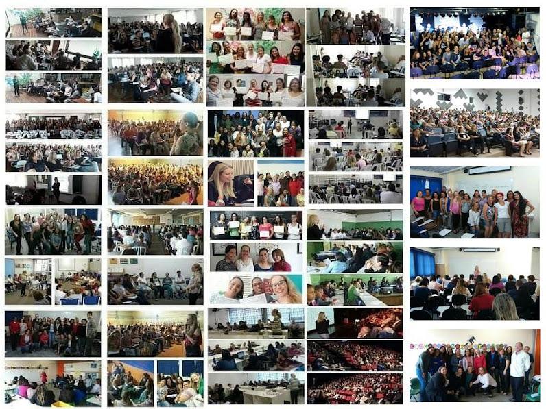 22 mil pessoas já participaram de cursos e palestras da Dra. Regiane