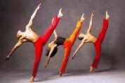 tecnica di danza moderna