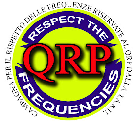 QRP Respect the frequencies