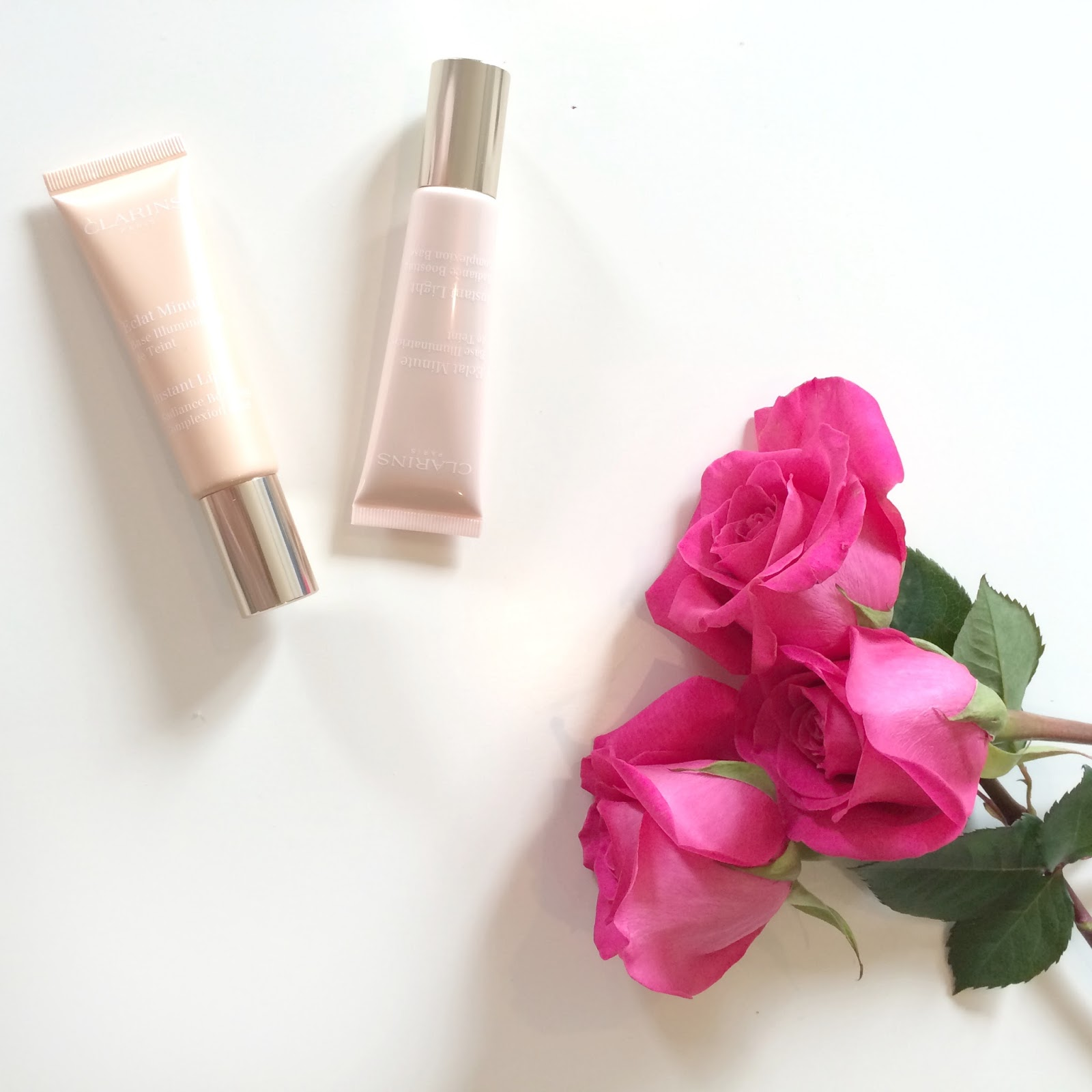 clarins illuminating base