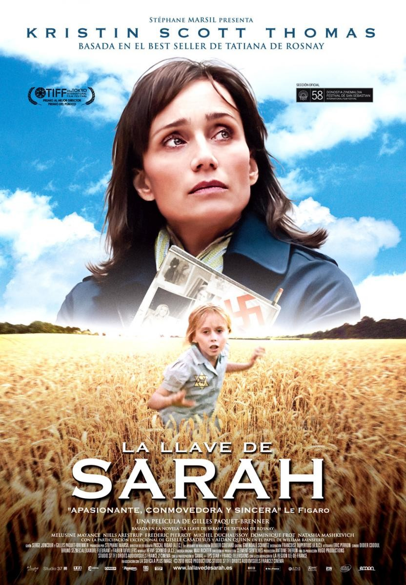 sarahs key Plot summary: paris, july 1942: sarah, a ten-year old girl, is taken with her parents by the french police as they go door-to-door arresting jewish families in the middle of the night.