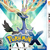 Pokemon X (Multi-Language) 3DS ROM | NDS-3DS ROM