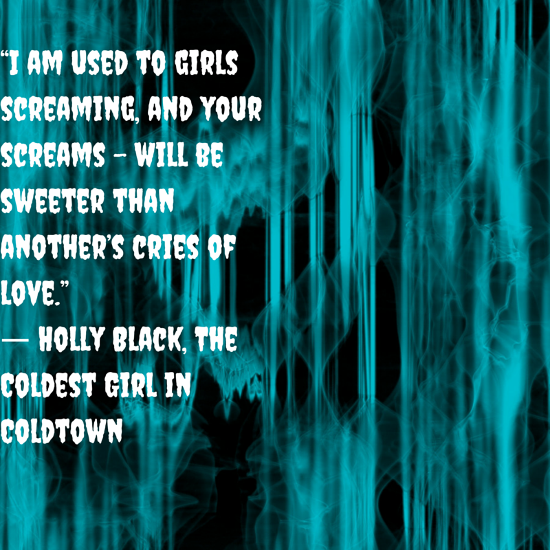 Quotes Vampires Holly Black