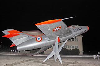 Dassault mystère IV A C/N 2