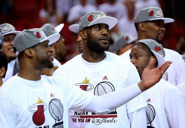Heat elimina a Pacers y regresa a finales de NBA