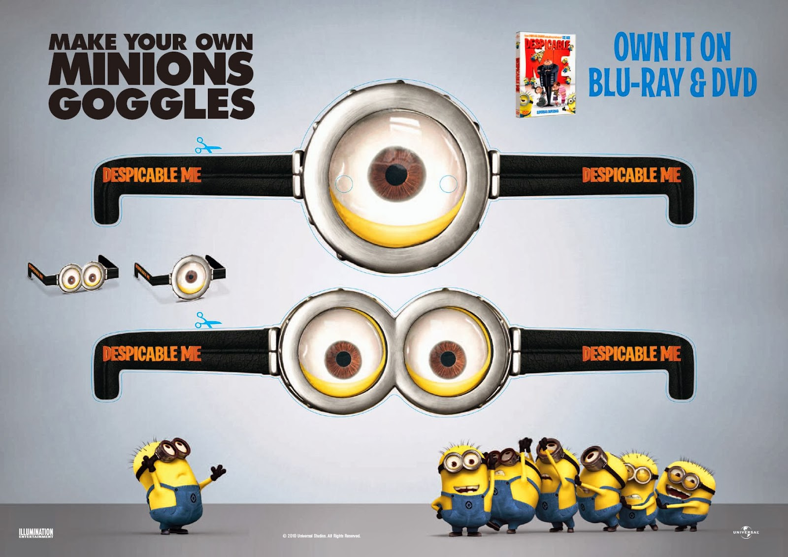 for the love of food despicable me minion birthday party. Black Bedroom Furniture Sets. Home Design Ideas
