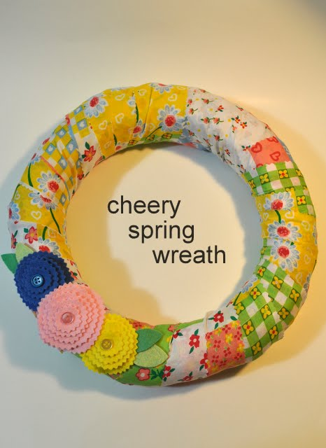 diy spring time ideas
